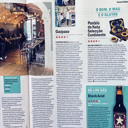 Revista TimeOut Lisboa