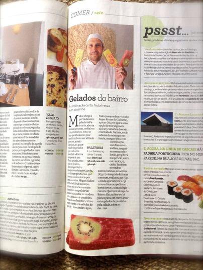 7ete Magazine - Visão
