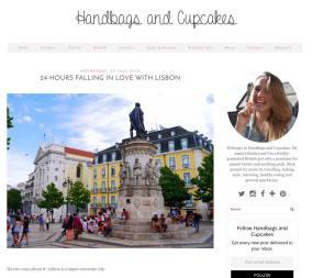 Handbags and Cupcakes
