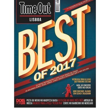 The Best of 2017 - Time Out Magazine