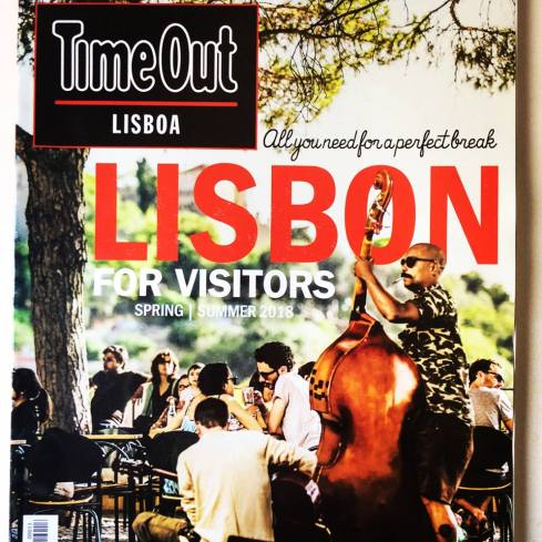 Lisbon for Visitors - Time Out Magazine